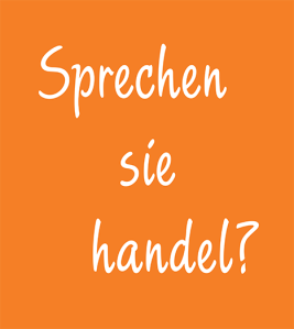 German translation: do you speak commerce